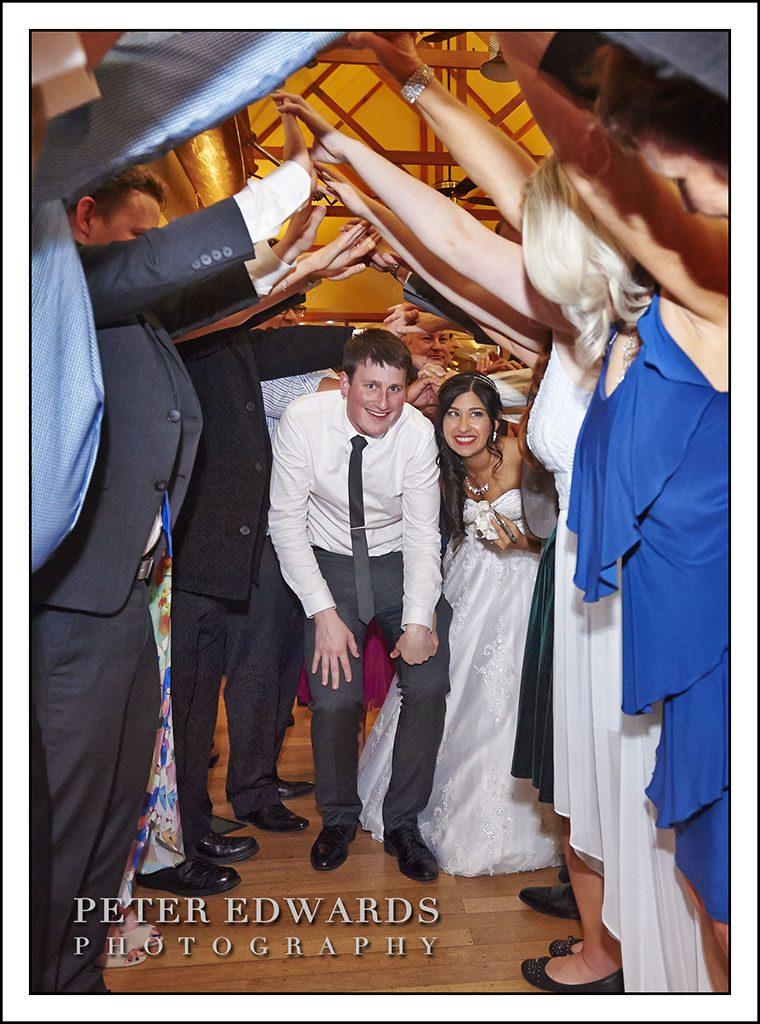 boatshed wedding