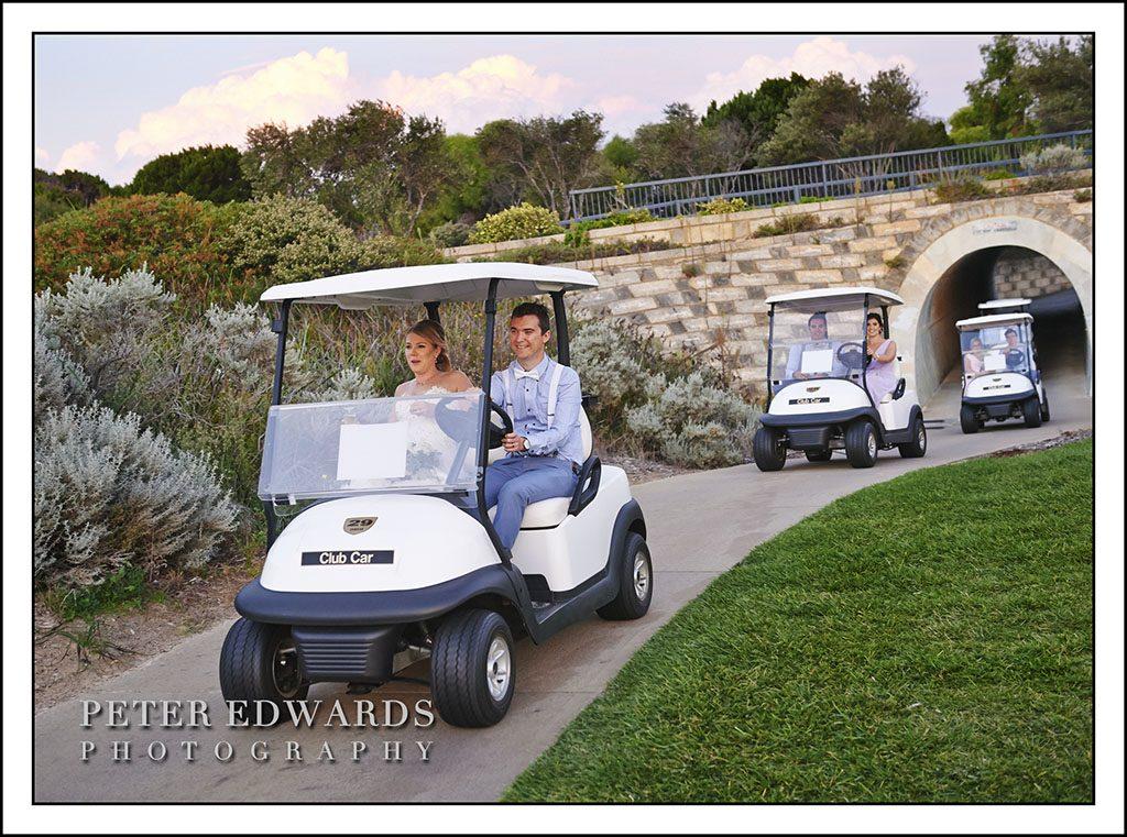 secret harbour golf club wedding.