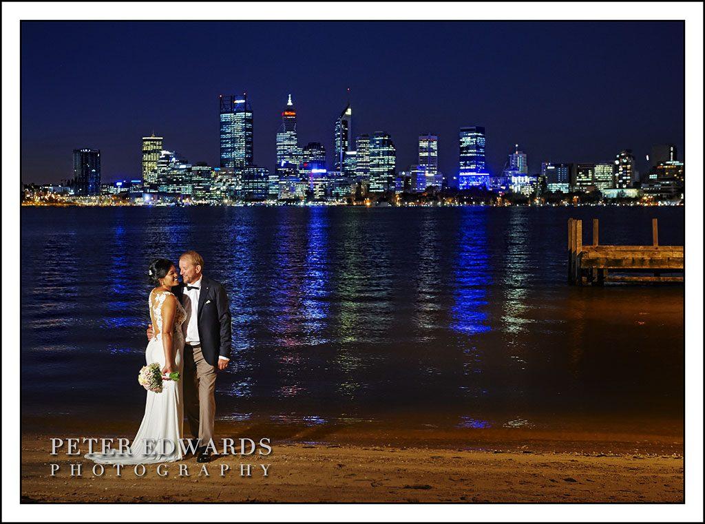 wedding photography boatshed restaurant perth